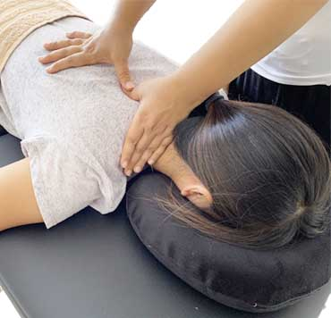 massage pressure point